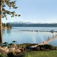 Photo taken at Alderbrook Resort & Spa by Holly G. on 5/27/2013