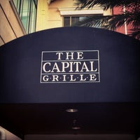 Photo taken at The Capital Grille by Reuben Z. on 11/29/2012