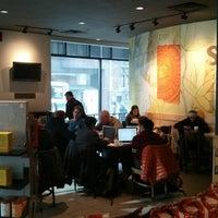 Photo taken at Starbucks by Paramendra B. on 1/2/2015