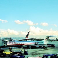 Photo taken at Gate K15 by Eric W. on 5/22/2013