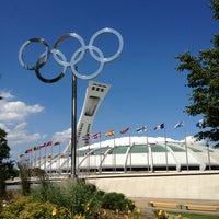 Photo taken at Olympic Stadium by Greg G. on 7/13/2013