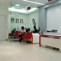 Photo taken at Albaraka Bank @Ramli Mall by Sayed Maitham A. on 2/9/2016