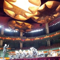 Photo taken at Performing Arts Center (PAC) by Ray V. on 4/23/2014