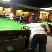 Photo taken at Club 11 Snooker & Pool by Randy on 12/27/2012