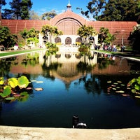 Photo taken at Balboa Park by Shawn B. on 11/7/2012