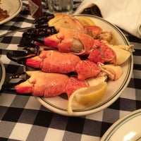 Photo taken at Joe's Stone Crab by Pranav A. on 10/19/2013