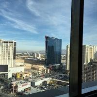 Photo taken at Tea Lounge at Mandarin Oriental, Las Vegas by Pranav A. on 12/6/2015
