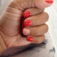 Photo taken at Pure Nail Salon by mydarling on 5/27/2014
