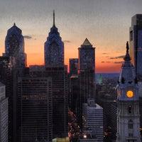 Photo taken at Loews Philadelphia Hotel by Gary F. on 3/23/2013