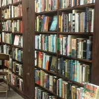 Photo taken at Riverby Books by Jonathan G. on 4/2/2016