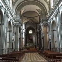Photo taken at Chiesa di Santa Felicita by David C. on 5/27/2015