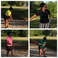 Photo taken at First Tee Golf by Stacey F. on 4/11/2014