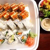 Photo taken at Suzuki Sushi by Kyo S. on 4/30/2016