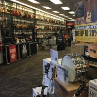 Photo taken at Guitar Center by Blaine R. on 3/8/2016