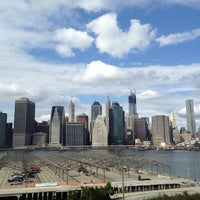 Photo taken at Brooklyn Heights by Wouter H. on 10/12/2012