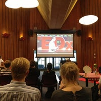 Photo taken at TEDxDelft by Wouter H. on 10/4/2013