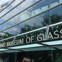 Photo taken at Corning Museum of Glass by ALMA T. on 6/30/2013