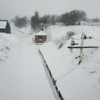 Photo taken at Tanfield Railway by Patrick R. on 1/22/2013