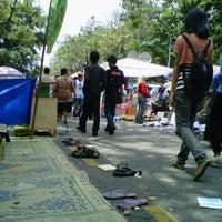 Photo taken at Sunday Morning (SUNMOR) UGM by Agung B. on 11/11/2012