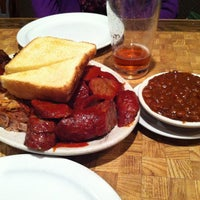 Photo taken at Hayward's Pit Bar-B-Que by Greg L. on 11/25/2012