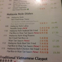 Photo taken at Saigon68 Vietnamese Cafe by Carol T. on 8/23/2014