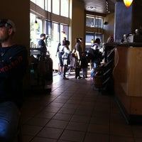 Photo taken at Starbucks by Sanae D. on 10/27/2012