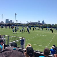 Photo taken at Florida Blue Health & Wellness Practice Fields by Clay L. on 5/17/2014
