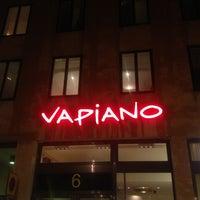 Photo taken at Vapiano by Natasha A. on 11/27/2012