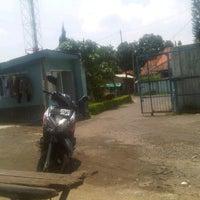 Photo taken at SMA Angkasa Bandung by Rian P. on 12/23/2012