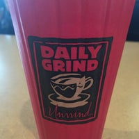 Photo taken at Daily Grind by Rosa on 2/2/2016