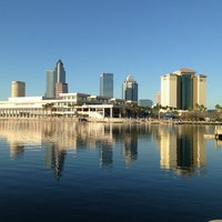 Photo taken at Tampa Convention Center by Danny W. on 1/23/2013