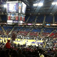 Photo taken at Sleep Train Arena by Daniel S. on 3/6/2013