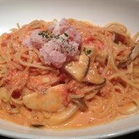 Photo taken at イタリア食堂 伊菜 by Yuka S. on 5/9/2013