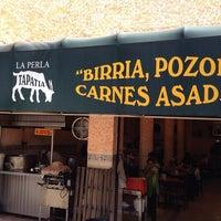 Photo taken at Birria La Perla Tapatia by Jesus A. on 11/16/2013