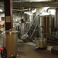 Photo taken at Upright Brewing by Janis S. on 11/2/2012