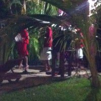 Photo taken at Villa Blanca by Lenin G. on 12/30/2012
