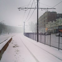 Photo taken at MBTA Bus Stop | Packards Corner by Quan X. on 3/11/2013