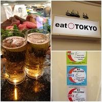 Photo taken at eat TOKYO by Lunita on 7/26/2013