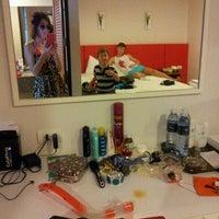 Photo taken at Baramee Hip Hotel Phuket by Julia B. on 12/20/2012