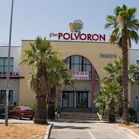 Photo taken at Hotel Restaurante Don Polvorón by Hotel Restaurante Don Polvorón on 3/17/2016