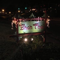Photo taken at Bhan Thai by Shannon R. on 12/28/2012