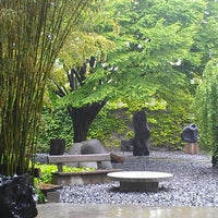 Photo taken at The Noguchi Museum by Jenny L. on 5/19/2013