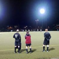 Photo taken at Marymoor Soccer Fields by Mark M. on 1/9/2014