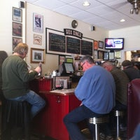 Photo taken at Rox Diner by Mark M. on 11/26/2012