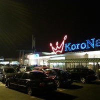 Photo taken at Korona by Mariusz R. on 3/28/2013