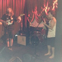 Photo taken at Green Room Athens by Royalle W. on 6/21/2014