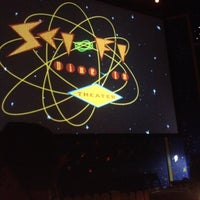 Photo taken at Sci-Fi Dine-In Theater by Julie W. on 9/25/2012