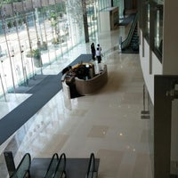 Photo taken at Manulife Financial Centre by Oliver R. on 10/3/2013
