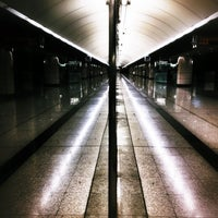 Photo taken at MTR Kowloon Station 九龍站 by Roger P. on 12/15/2012