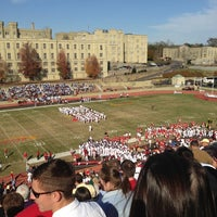 Photo taken at Virginia Military Institute by Lisa D. on 11/10/2012